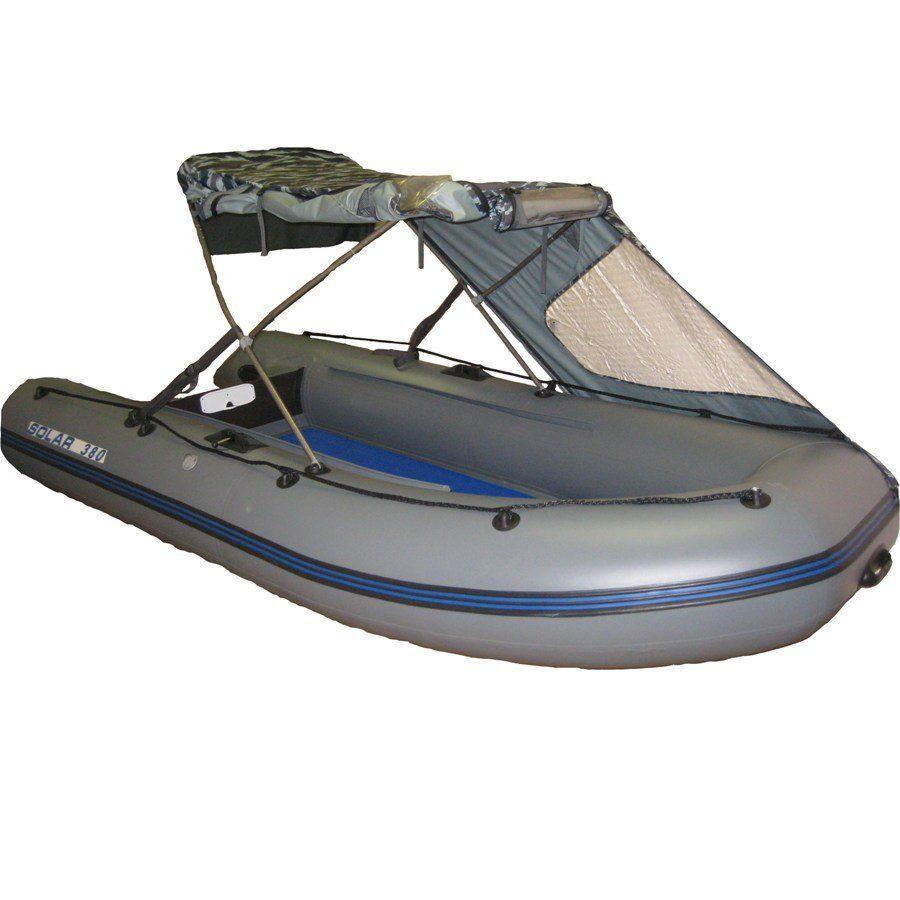 Купить тент кабриолет на лодку