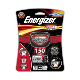 Фонарь налобный Energizer VISION HD HEADLIGHT (150Lum)