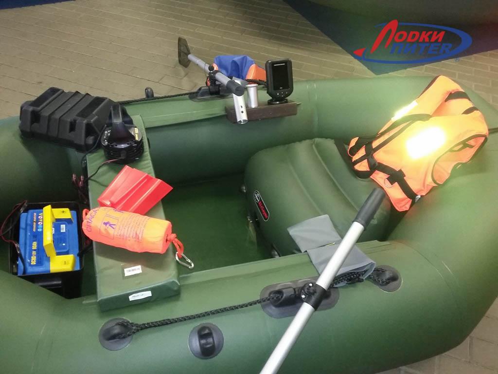 мебель для надувной лодки
