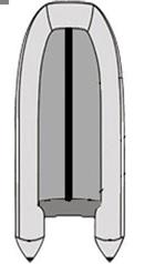 Усиление по килю (кильсону) лодки